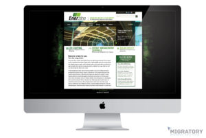 enerzine-port-website