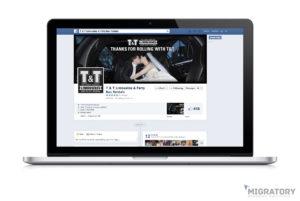 T&T Party Bus Portfolio Social